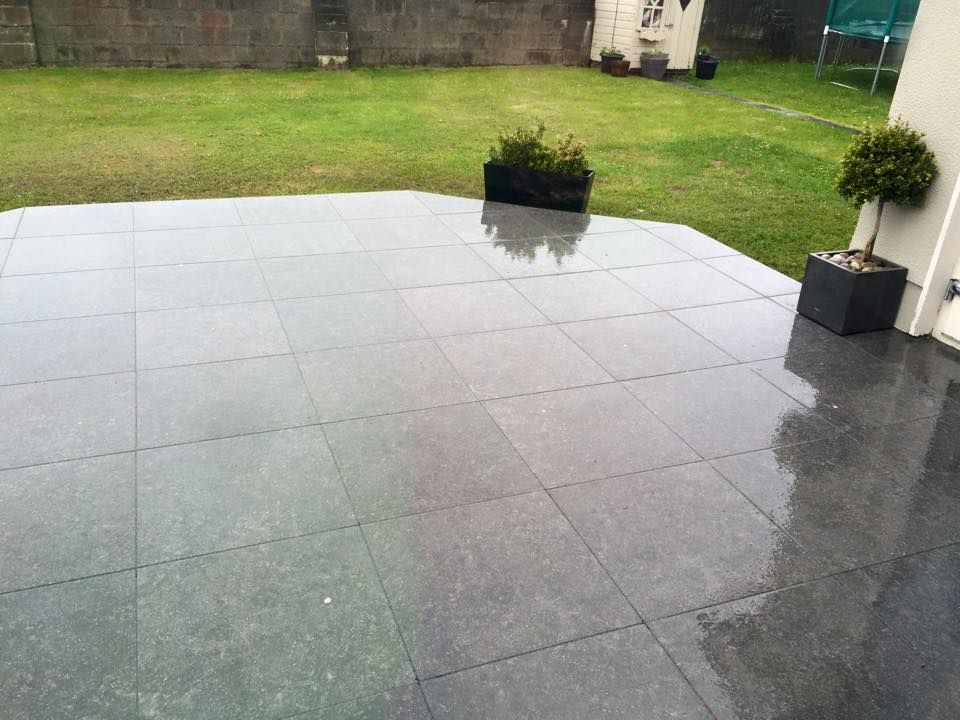 paving contractors Ballinaclash